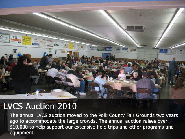Luckiamute Valley Charter School Auction 2010